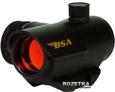 Коліматорний приціл BSA Red Dot RD20RGB (21920206)