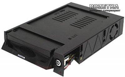"""Внутренний карман Agestar для HDD 3.5"""" SATAII (SR3P(K)-1F-BK Black)"""