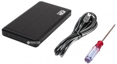 "Внешний карман Agestar для HDD 2.5"" USB2.0 (SUB 2O8 (Black))"