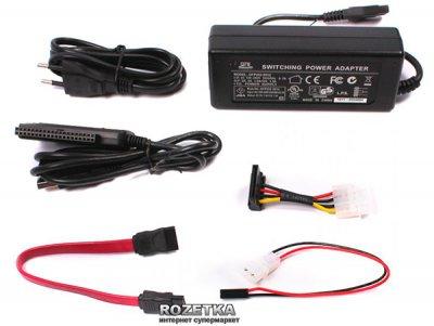 Адаптер Viewcon USB2.0-IDE/SATA (VE 158)