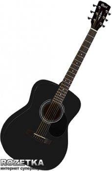 Гитара акустическая Cort AF510 BKS