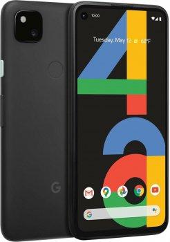 Мобільний телефон Google Pixel 4a 6/128GB Just Black
