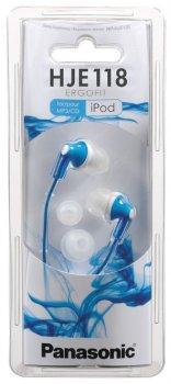 Навушники Panasonic RP-HJE118GUA Blue