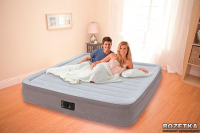 Надувная кровать Intex 137 х 191 х 33 см (67768)