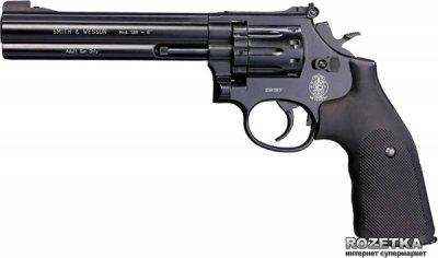 "Пневматичний пістолет Umarex Smith&Wesson Mod. 586, 6"" (448.00.00)"