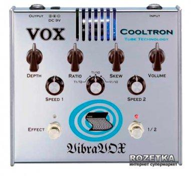 Педаль эффектов VOX Cooltron Vibravox (A001210)