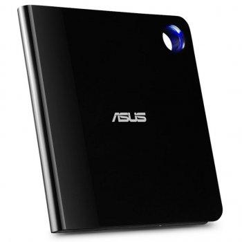 Оптичний привід Blu-Ray/HD-DVD ASUS SBW-06D5H-U/BLK/G/AS