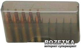 Коробка МТМ J-20-M для патронів 308 Win 20 шт. Сірий (17730483)