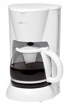 Капельная кофеварка CLATRONIC KA 3473 White