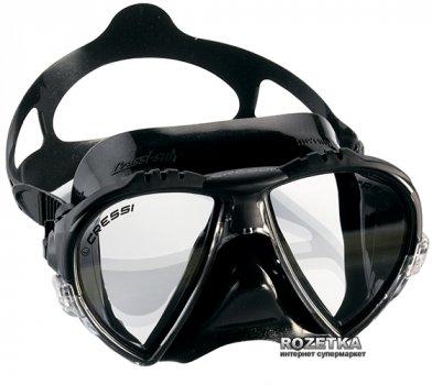 Маска Cressi-Sub Matrix Black (DS302050)
