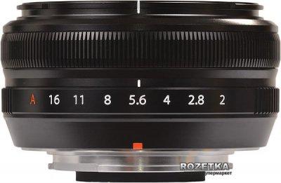 Fujifilm XF 18mm f/2.0 R (16240743)