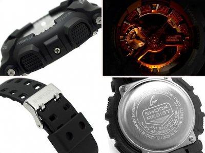 Чоловічий годинник CASIO GA-110RG-1AER