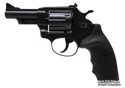 """Револьвер Alfa мод 431 3"""" (вороненный, пластик) 144942/5 (14310055)"""