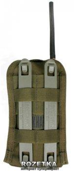 Пiдсумок BLACKHAWK! S.T.R.I.K.E Radio Pouch PRC-112 Olive (37CL26OD)