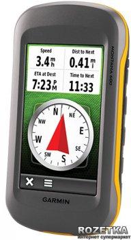 GPS навігатор Garmin Montana 600 Moto Bundle (010-00924-20)