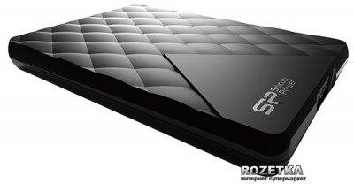 Жорсткий диск Silicon Power Diamond D06 2TB SP020TBPHDD06S3K 2.5 USB 3.0 External