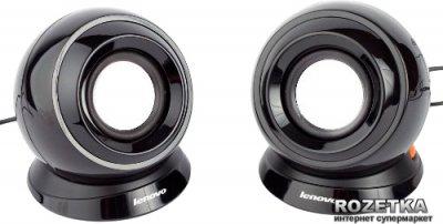 Акустична система Lenovo Speaker M0520 Black (888010120)