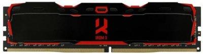 Оперативна пам'ять GoodRam DDR4 8Gb 3000MHz (IR-X3000D464L16S/8G) (6386862)