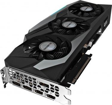 Gigabyte PCI-Ex GeForce RTX 3090 GAMING OC 24 GB GDDR6X (384 bit) (2 х HDMI, 3 x DisplayPort) (GV-N3090GAMING OC-24GD)