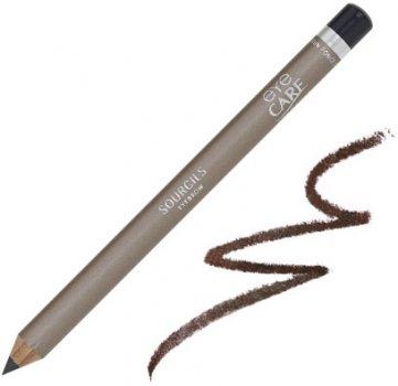 Олівець для брів Eye Care лінія Eye Make Up для корекції форми брів антрацитовий 1.1 г (3532662000335)