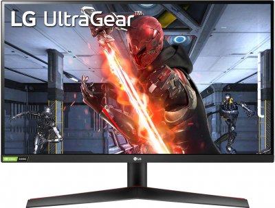 """Монітор 27"""" LG UltraGear 27GN600-B"""