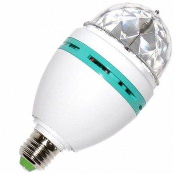 Світлодіодна лампа-проєктор Supretto 5288-0001 3 Вт 1 LED 85-260 В