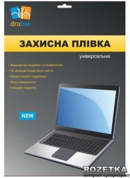 """Универсальная пленка Drobak для ноутбука 15"""" (502628)"""