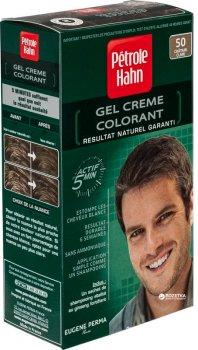 Мужская безаммиачная стойкая краска для волос Eugene Perma Pétrole Hahn № 50 Светлый Шатен 90 мл (3140100047899)