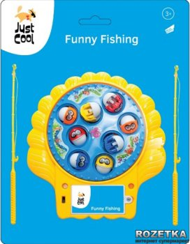 Детский игровой набор Just Cool Веселая рыбалка (20226)