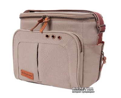 Ланч бег KingCamp Cooler Bag 5L (KG3795 Brown)