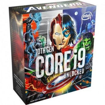 Процесор Intel Core i9-10850KA 3.6 GHz/8GT/s/20MB (BX8070110850K) s1200 BOX
