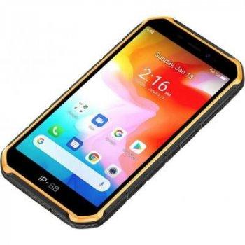 Мобільний телефон Ulefone Armor X7 2/16GB Black Orange (6937748733454)