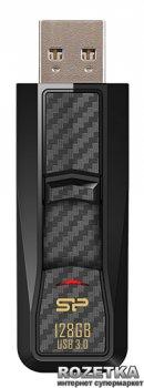 Silicon Power Blaze B50 128GB Black (SP128GBUF3B50V1K)