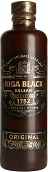 Бальзам Riga Black Balsam 0.35 л 45% (4750021101786)