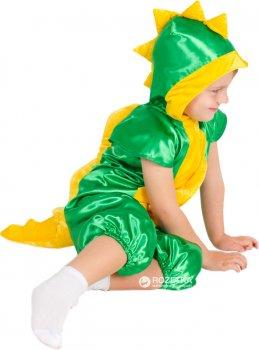 Карнавальный костюм Сашка Дракончик НГ-65-9234 80-86 см Зеленый с желтым (971187)