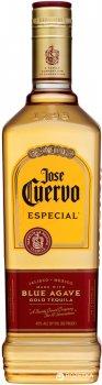 Текила Jose Cuervo Especial Reposado 1 л 38% (7501035042155)
