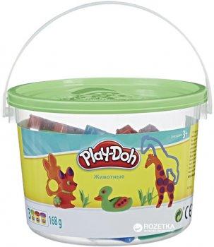 Набір пластиліну Play-Doh Міні відерце Пікнік (23414_23413)