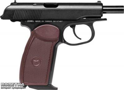Пневматичний пістолет KWC Makarov Blowback (AAKCMB440AZB)