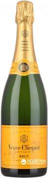 Шампанське Veuve Clicquot Ponsandin Brut біле брют 0.75 л 12% (3049610004104)