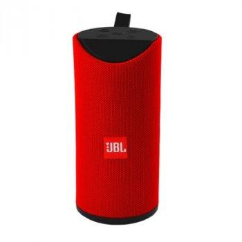Портативная колонка T113 bluetooth red