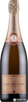 Шампанское Louis Roederer Brut Rose Vintage 2009 розовое брют 0.75 л 12% (3114080034057)