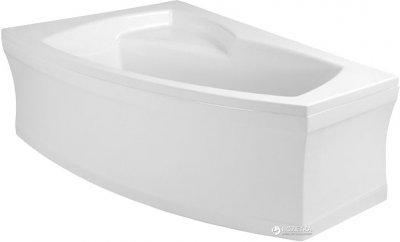 Ванна акриловая POLIMAT FRIDA 160х105 L + ножки