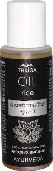 Олія для волосся і тіла Triuga Ayurveda Рисові висівки 75 мл (4820164641132)