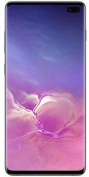 Мобильный телефон Samsung Galaxy S10 Plus 8/128GB Ceramic Black (SM-G975FCKDSEK) Повреждена упаковка