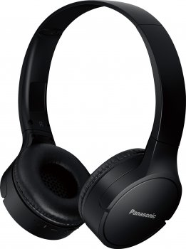 Наушники Panasonic RB-HF420B Bluetooth Black (RB-HF420BGEK)