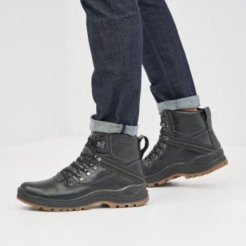 Ботинки Morichetti A34чт Черные