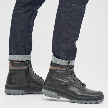 Ботинки Morichetti K61чт Черные