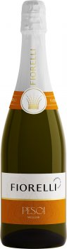 Игристый напиток Fiorelli Pesca белое сладкое 0.75 л 7% (8002915005172)