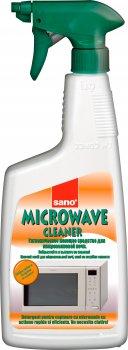 Средство для чистки микроволновой печи Sano Microwave Cleaner 750 мл (7290000288475)