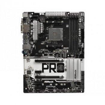 ASRock X370 PRO4 Socket AM4